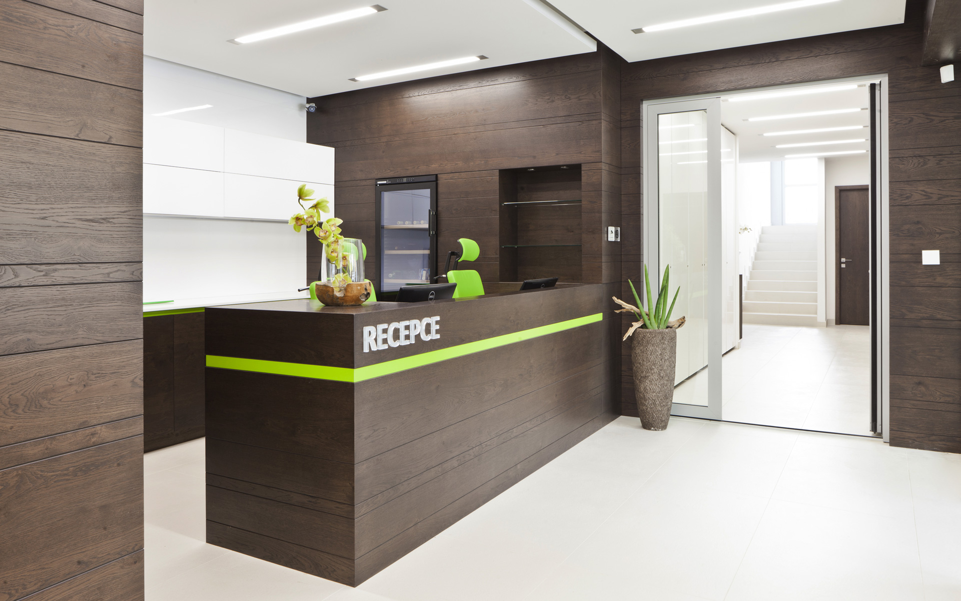 HANÁK furniture for wellness & medical centre