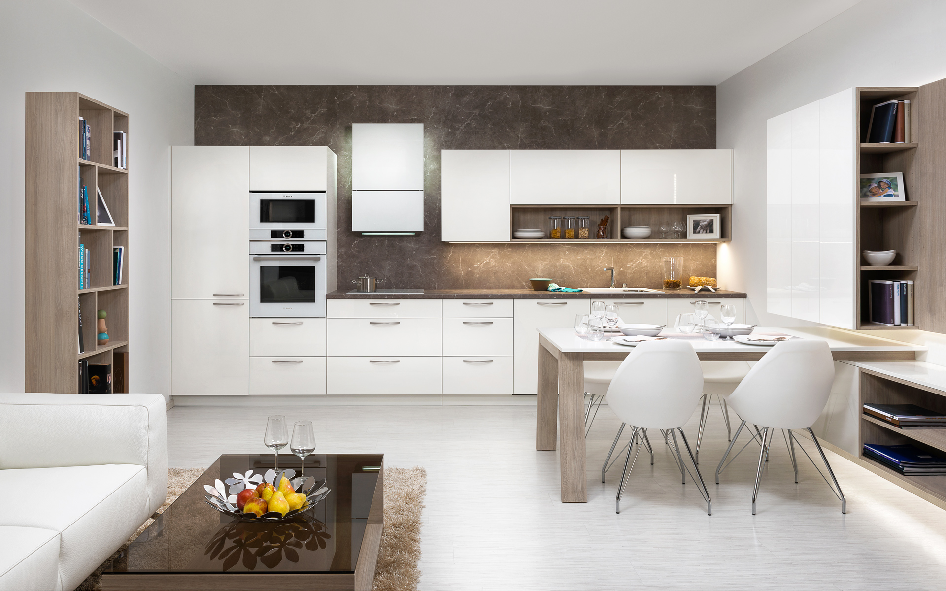 The absolute winner concerning quality and price! Those are the new TREND kitchen models