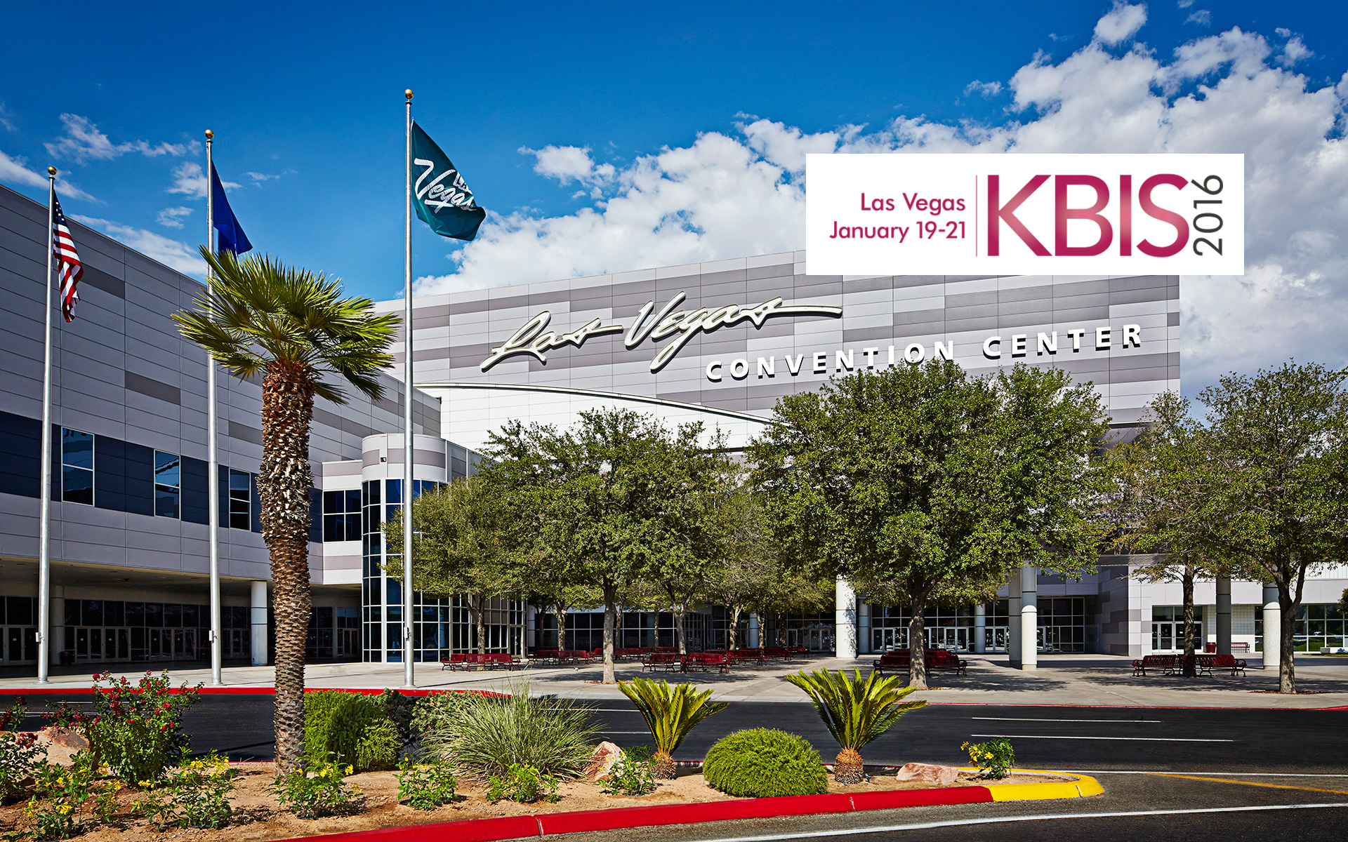 HANÁK at the prestigious KBIS 2016 show in Las Vegas.