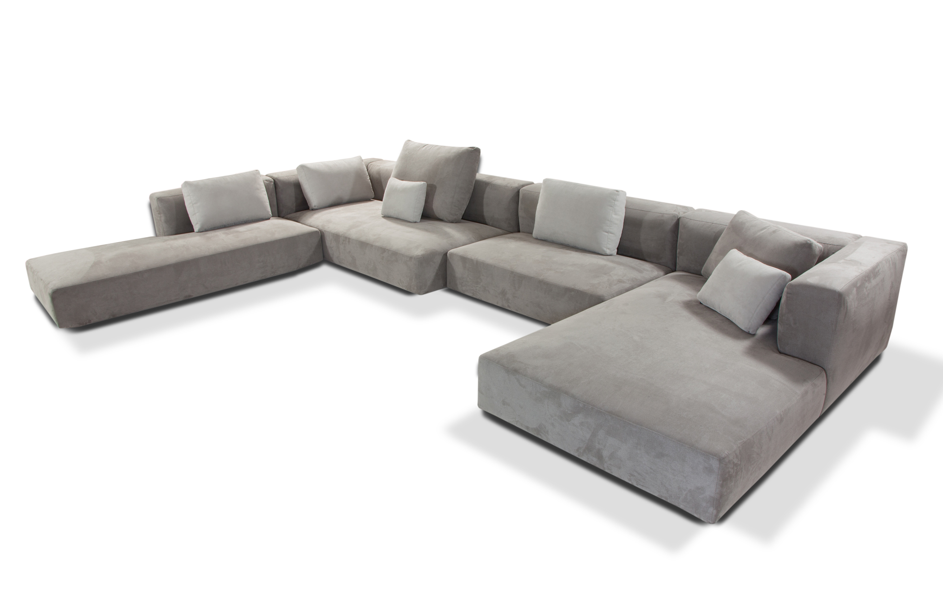 POLYGON sofa