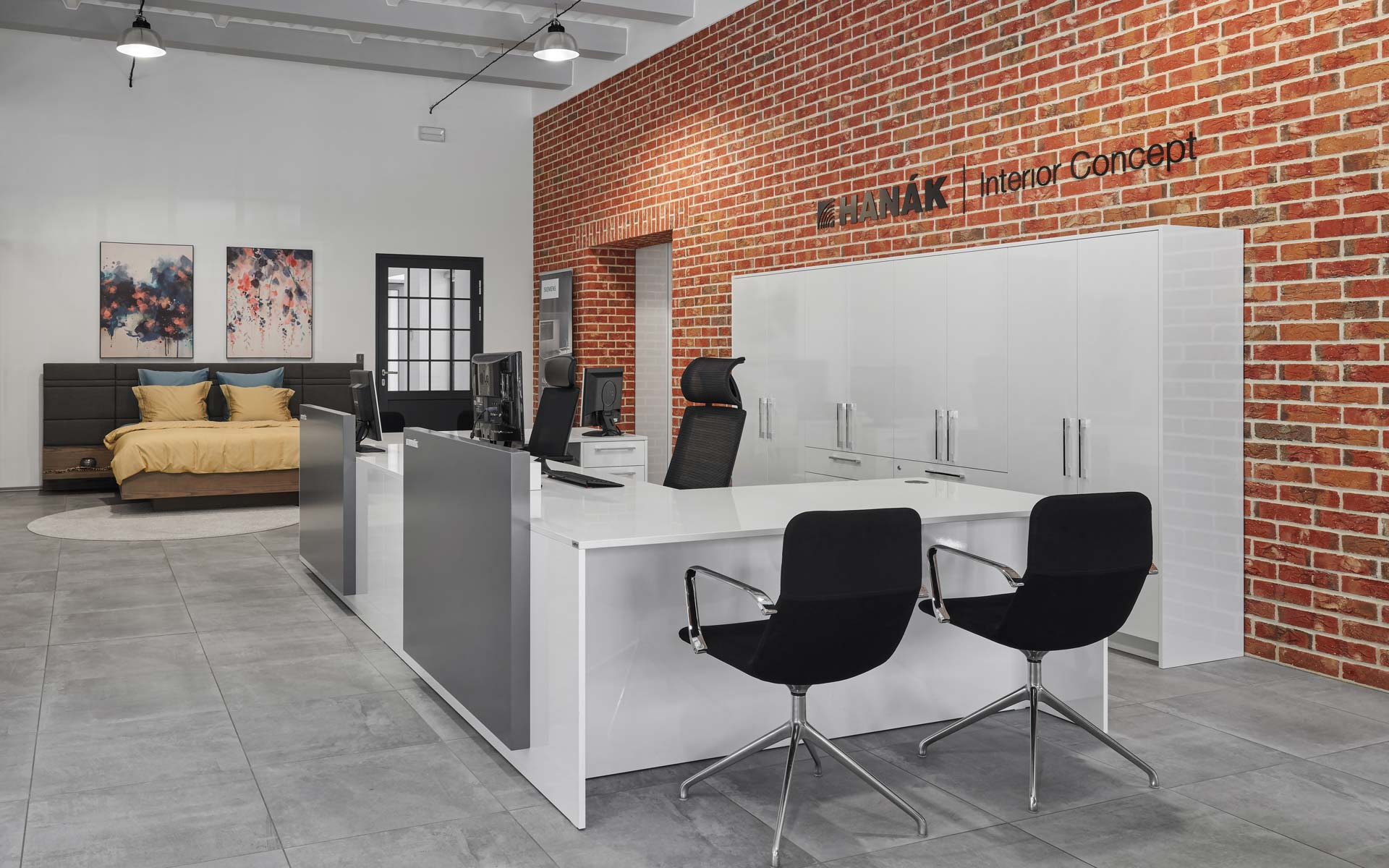 Visit our new showroom HANÁK Jihlava.